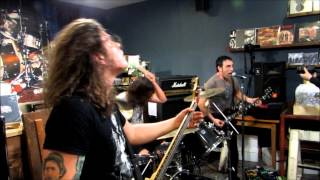 Mutoid Man at Vacation Vinyl, Los Angeles. 3-9-14
