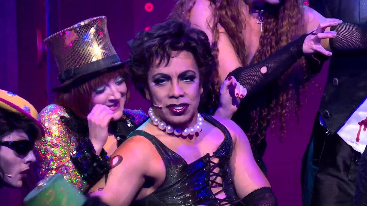 The sweet transvestite