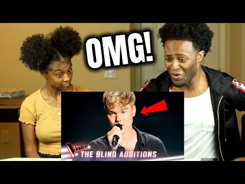 The Blind Auditions: Jack Vidgen sings 'Hello' | **SHOCKED** The Voice Australia 2019
