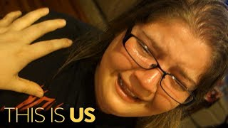 GIRLFRIEND LOSES IT OVER THIS IS US!!