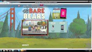 We Bare Bears On Roblox?! *Update*