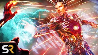 Doctor Strange 2 Features Alternate Multiverse Versions of MCU Characters