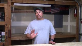 How To Build A Reloading Bench, Video 1