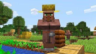 Minecraft 1.14.2 Survival  Los Nuevos Aldeanos En La Nueva Version  Mundo Elioditos Cap 11