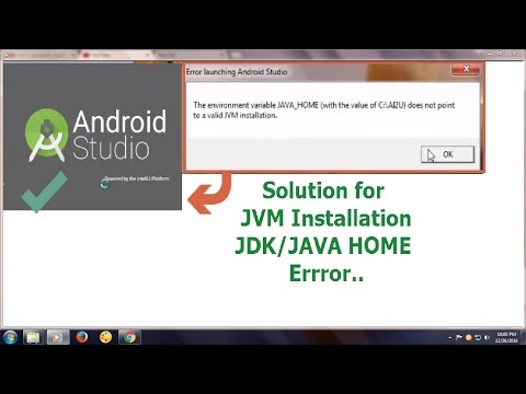 [Solved] JDK Error Problem/JAVA HOME How to Set Environment Variable?