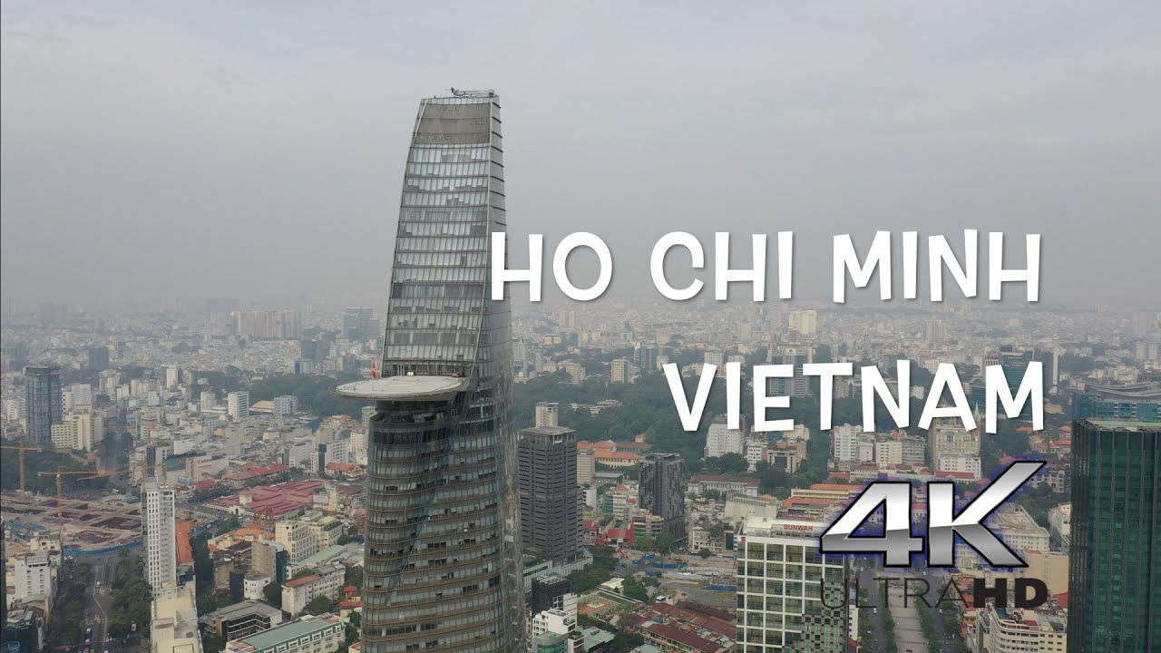 Ho Chi Minh City | Vietnam | Mekong Delta | Chu Chi Tunnel | Things to do in Ho Chi Minh | 4K Video