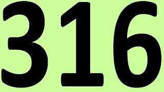 АНГЛИЙСКИЙ ЯЗЫК ДО АВТОМАТИЗМА ЧАСТЬ 2 УРОК 316 УРОКИ АНГЛИЙСКОГО ЯЗЫКА