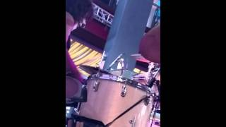 God Of Thunder drum solo @ Resorts World Casino (1)