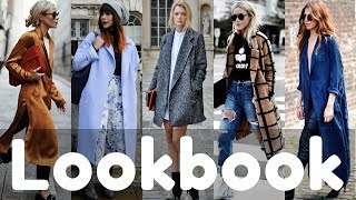 2018 Oversize Outerwear & Coats for Winter into Spring Style | Spring Lookbook 2018