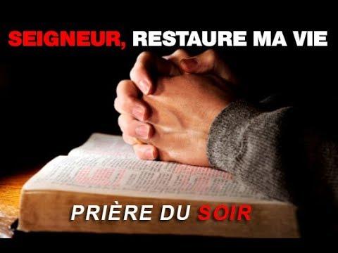 Prière du soir: Prière Puissante pour la Restauration des Années Perdues