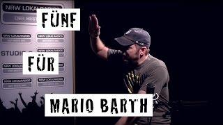 Fünf für Mario Barth - das Interview ohne Fragen