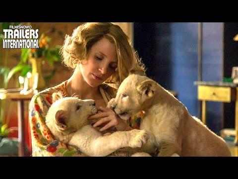 Trailer do filme O Zoológico de Varsóvia