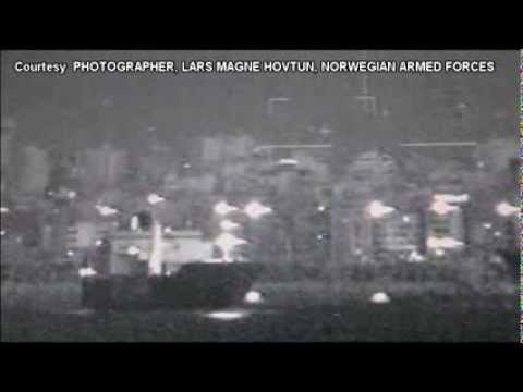 First Video Of Chemical Weapons Being Transported Out Of Syria