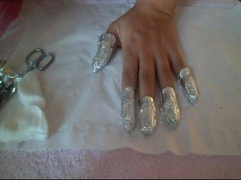 How to remove shellac gel acrylic nails at home nail tutorial how to remove shellac gel acrylic nails at home nail tutorial youtube solutioingenieria Choice Image