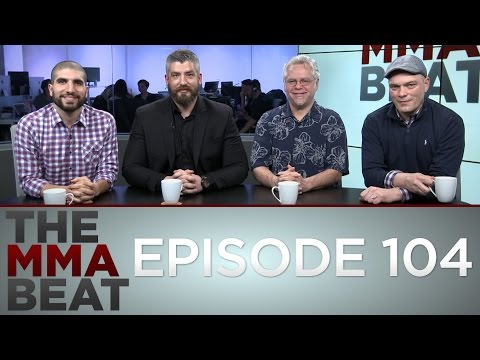 The MMA Beat: Episode 104