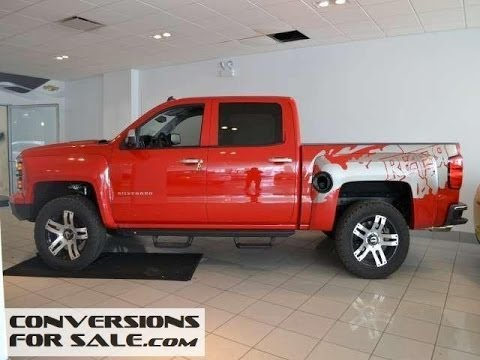 2014 chevy silverado 1500 ltz southern comfort reaper supercharged youtube. Black Bedroom Furniture Sets. Home Design Ideas