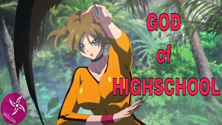 Video The God of High-School Official Trailer download MP3, 3GP, MP4, WEBM, AVI, FLV Maret 2018
