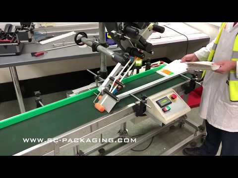 Automatic Card Labelling Machine Used Machinery Sales