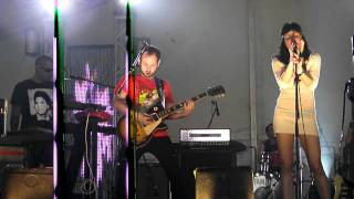 "CELESTINA ROBOT - ""The Day After"" (Live @ Coors Light Indie Fest 2011)"