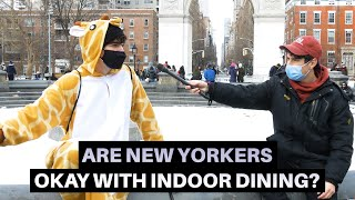 New York Is Dead Episode #01:The Return of Indoor Dining and the Year of the Metal Ox