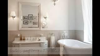видео Зеркала для ванных комнат