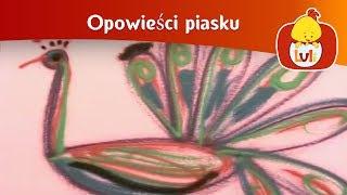 Opowieści piasku - Zwierzęta morskie, dla dzieci Luli TV - Videos for babies