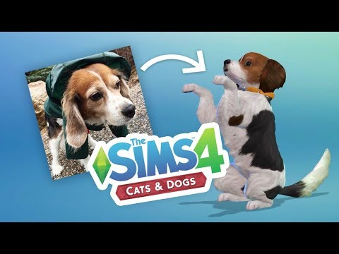Making Molly! | The Sims Cats & Dogs (Ep.5)