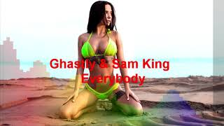 Cover images Ghastly & Sam King - Everybody