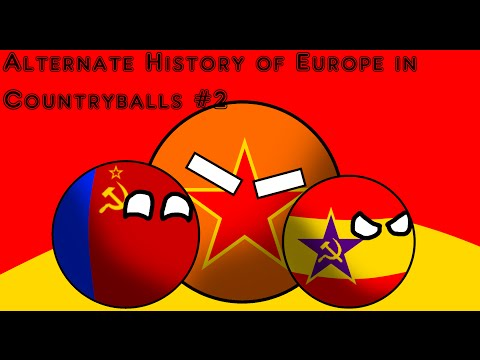 Alternate History of Europe in Countryballs | Part 2 | A new ideology |