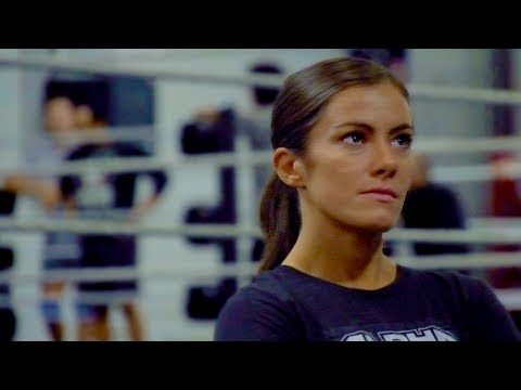 """American Ninja Warrior"" Kacy Catanzaro comments on joining the WWE Performance Center"