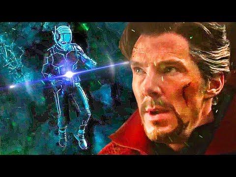 ¿Tony Stark y Ant-man Viajaran en el Tiempo en Avengers 4!? Reino Cuántico Teoria