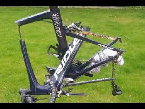 EasyJet Broke My Carbon Bike