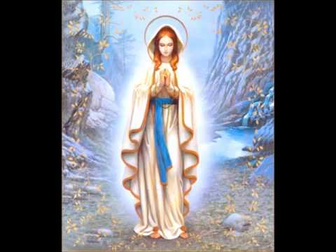 The Lourdes Song (Immaculate Mary)