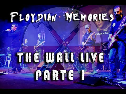 Pink Floyd - The Wall live - Parte 1