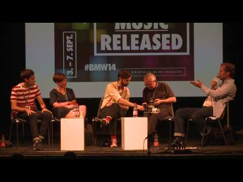 Panel: Who wants yesterday's charts? - MUSIC CHARTS IN REALTIME #bmw14