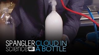 Cloud in a Bottle - Cool Science Experiment