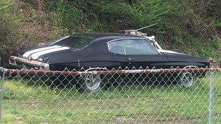 KENTUCKY WOMAN PULLS A GUN WHEN ASKED ABOUT HER 1970 SS454 LS6 CHEVELLE!!!