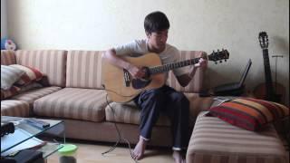 Mưa Hồng - Guitar