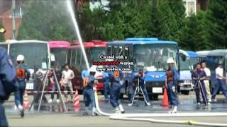 平成22年 士幌消防団 2010年7月15日 北海道消防操法大会