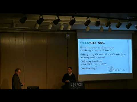 29C3: Millions of Lessons Learned on Electronic Napkins (EN)
