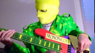 "MonoNeon + Parliament/Funkadelic - ""BOP GUN"" (Endangered Species)"