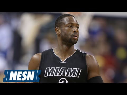 NBA Rumors: Cavs In 'Preliminary Talks' To Land Dwyane Wade