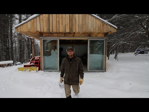 Life on the Homestead in the Winter ~ Modern Steader Update