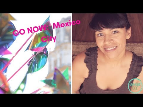 Go Now: Mexico City in Climate Change