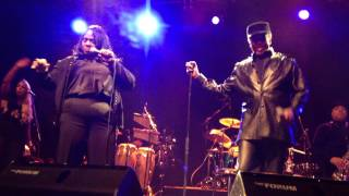 Bobby Womack - Harry Hippie (at The Forum - London 25th of November 2012)