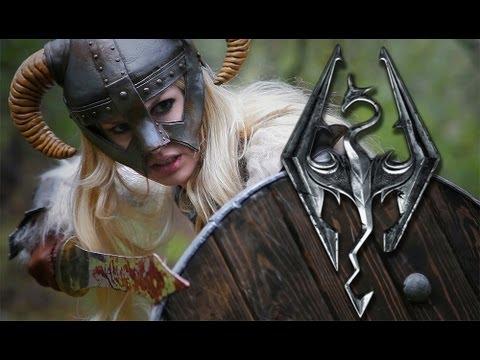 """Skyrim Live Action """"Shattered Shield"""" - NODE"""