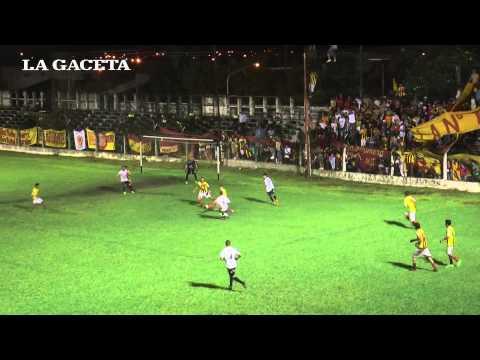 Los goles de Concepción FC ante Mitre