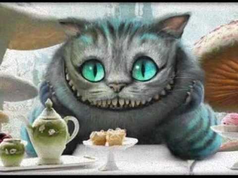 Слушать чеширский кот