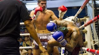 Michalis Sumalee Boxing Gym VS Taka AKA Thailand: Bangla Boxing Stadium, 18th September 2015