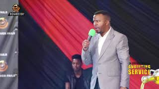 GNF Richards Bay - Anointing Service with Bishop ND Nhlapo (26/01/2019)